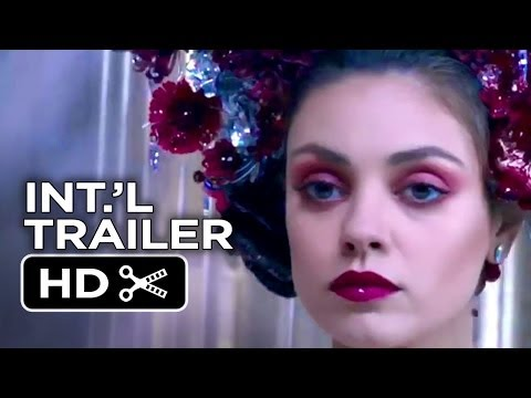 Jupiter Ascending Official International Trailer #1 (2014) - MIla Kunis, Channing Tatum Movie HD