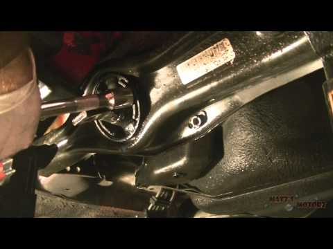Replacing Trailing Arm Bushings on a Honda [No Special Tool!]
