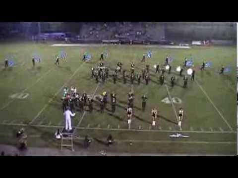 Straughn High School Marching Band