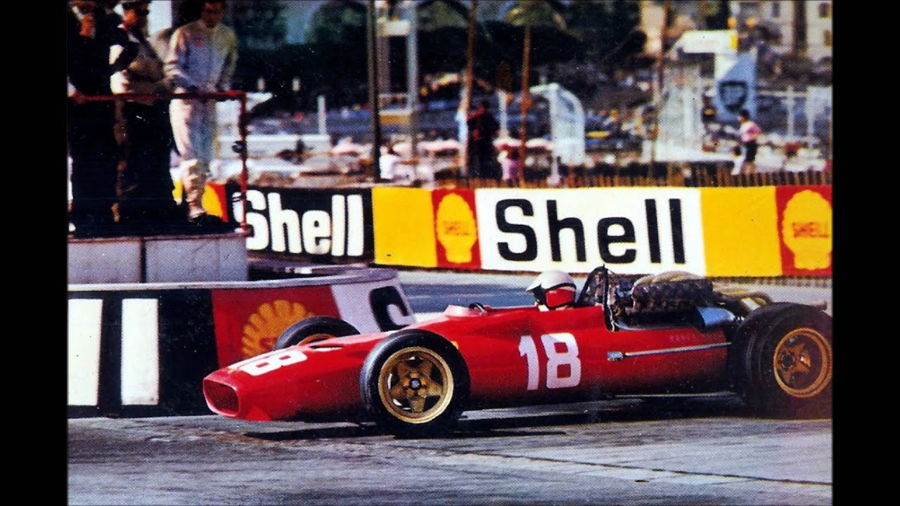 The Exciting Racing Sounds of Grand Prix - Monza (F1, 1967, part 2) - YouTube