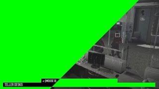 payday 2 hidden camera [Green Screen]