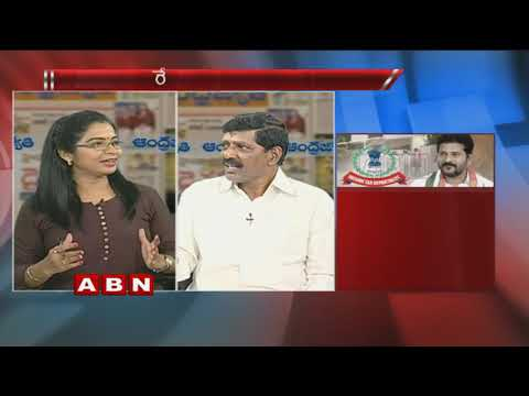 Discussion   IT raids on Congress leader Revanth Reddy's properties   Public Point   Part 2