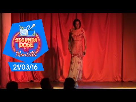 21/03/16 - Segunda DOSE de MONTILLA com Silvetty Montilla e convidados.