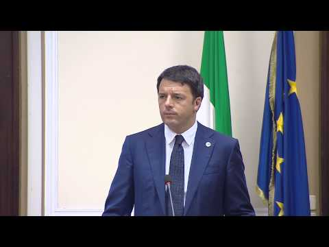 Asem Summit -The Speech by Prime Minister Matteo Renzi  - 17 October 2014