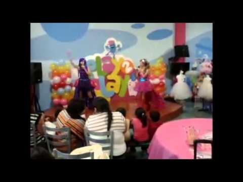 SHOW DE LA PRINCESA Y LA ESTRELLA DEL POP DE PRODUCCIONES FANTASY SHOW