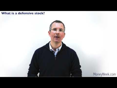 What is a defensive stock? - MoneyWeek Investment Tutorials