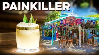 A Drink from Paradise, the Painkiller | How to Drink