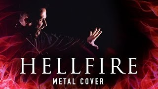 Download Lagu HELLFIRE - Metal Cover by Jonathan Young (Disney's Hunchback of Notre Dame) Gratis STAFABAND