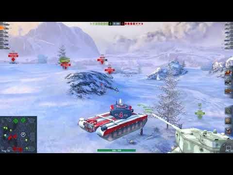T34 гайд танк обзор World of Tanks Blitz