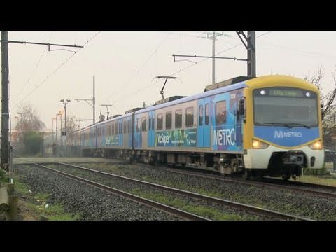 Metro Trains Melbourne with