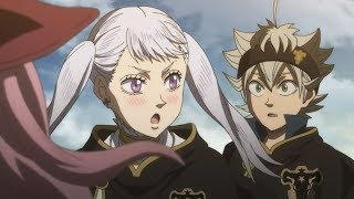 Black Clover Quartet Knights Characters Trailer - Noelle with Asta and Yuno
