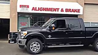 Readylift Stage 2 Leveling Kit for a 2012 F350SD at at Dales Auto Service