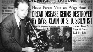 Mainstream Medical Science Will Be Forced to Admit Royal Rife Was Right