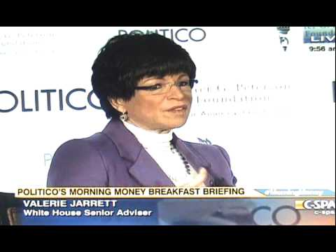 Valerie Jarrett good liar bad actor (VIDEO)