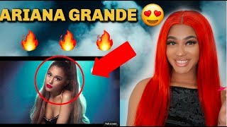 Ariana Grande - breathin (Music Video) REACTION