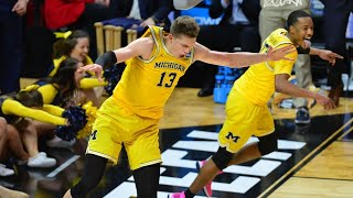 Hot shooting propels Michigan to first Elite Eight since 2014