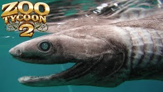 Zoo Tycoon 2: Frilled Shark Exhibit Speed Build
