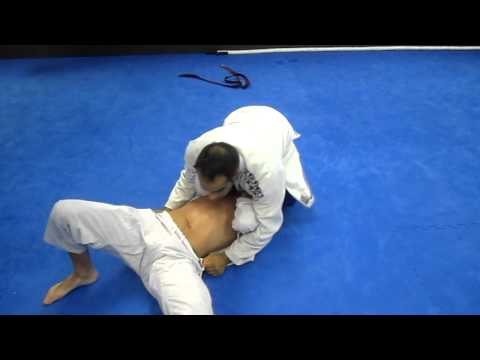 Jiu-Jitsu north south escape BJJ Image 1