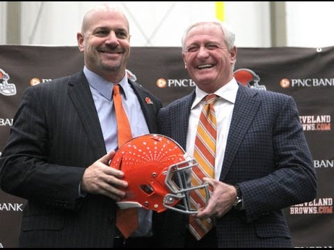 Cleveland Browns Hired Mike Pettine  as Head Coach