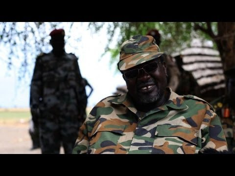 South Sudan rebel chief vows to take key oil fields, capital