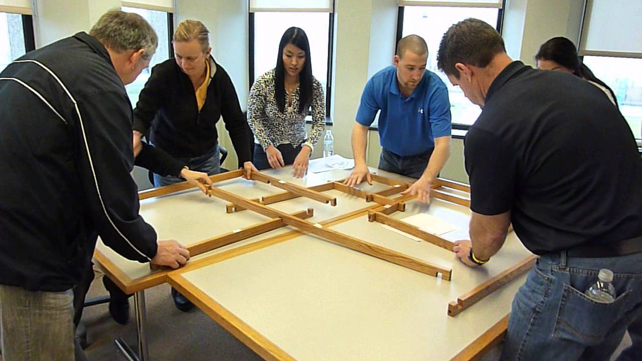 Easy Team Building Games For Work