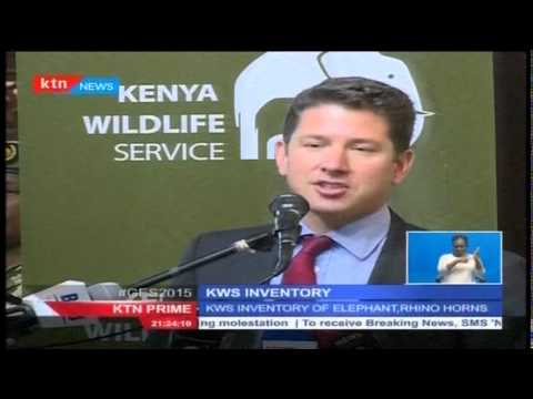 Kenya embarks on inventory of national ivory and rhino horn stockpiles