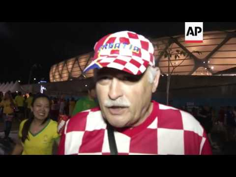 Fans react as Croatia eliminates Cameroon with 4-0 thrashing