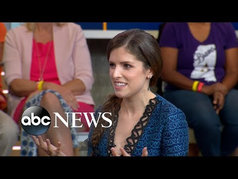 Anna Kendrick opens up about 'A Simple Favor'
