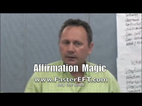 76 How to Make Affirmations Work for YOU - Faster EFT