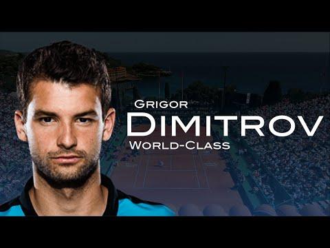 Grigor Dimitrov - World-Class ᴴᴰ