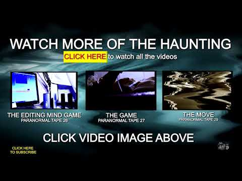 The Haunting Tape 28 (Ghost caught on video)