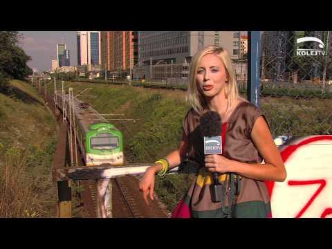 Kolej TV 18.08.2010 - Modernizacja Dworca W Katowicach. PKP Energetyka Przy Budowie Autostrad.