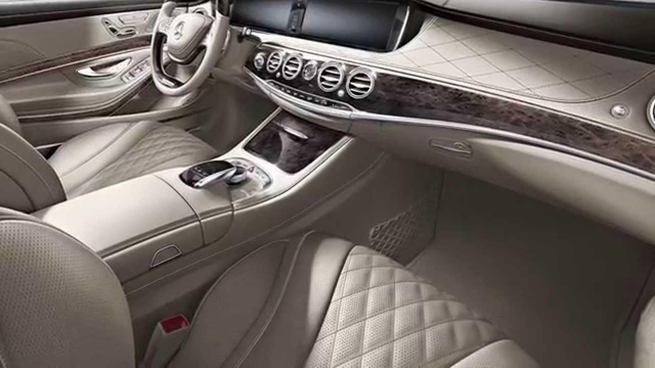 2015 Mercedes Benz S Class Sedan Video Walk Around