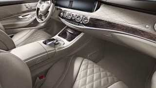 2015 Mercedes-Benz S-Class Sedan -- Video Walk Around
