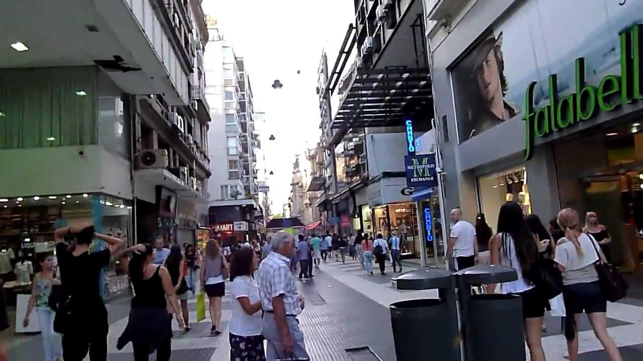 Buenos Aires Rua Florida