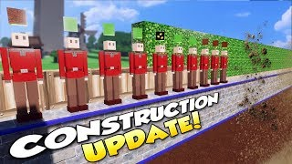 CONSTRUCTION UPDATE! - Colony Survival Gameplay - Builders & Diggers update!