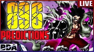 One Piece Chapter 896 Predictions - Luffy and Katakuri DOUBLE KO?!