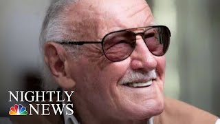 Stan Lee, Creator Of Legendary Marvel Comic Book Superheroes, Dies At 95 | NBC Nightly News
