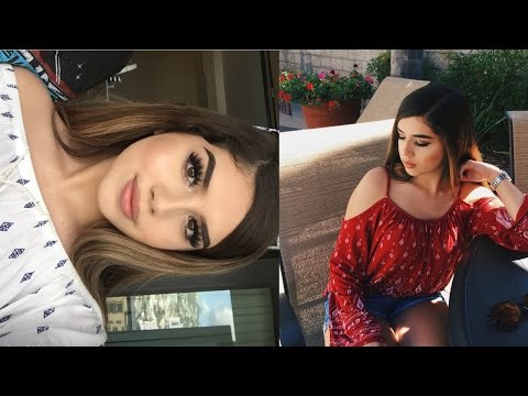Spring Makeup Tutorial ♡ Amanda Diaz
