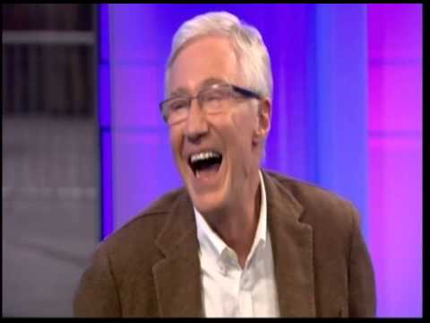 Paul O'Grady Guests On The One Show 26-08-14