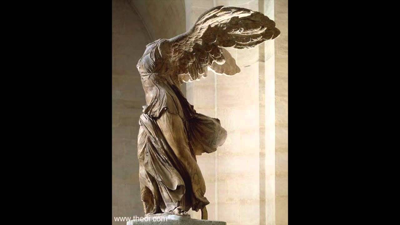 Winged Victory Of Samothrace Winged Victory of Samothrace