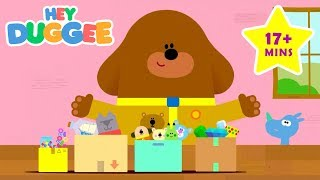 Collecting with Duggee - 17+ Minutes - Duggee's Best Bits - Hey Duggee