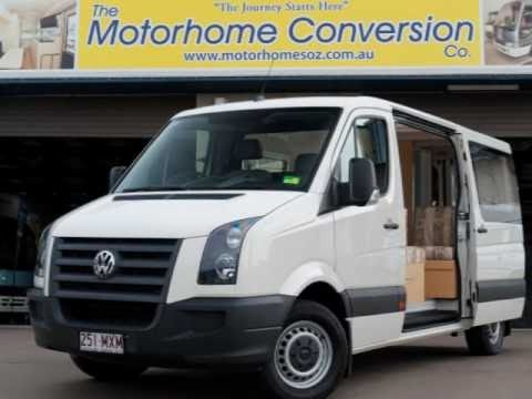 vw volkswagen crafter motorhome camper sporthome with. Black Bedroom Furniture Sets. Home Design Ideas