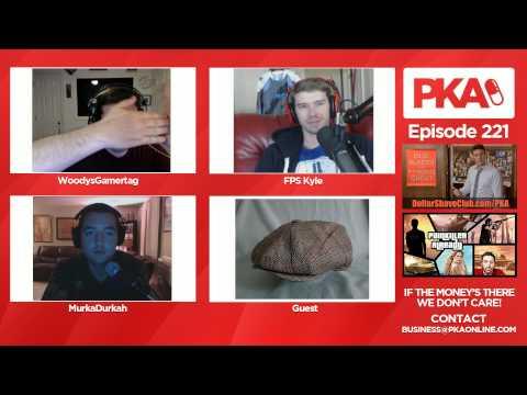 Pka 221   Porn, Dead People, Boobs And Truck Talk video