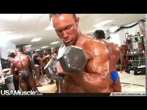 2007 NPC Junior National Men's Bodybuilding Championships Video