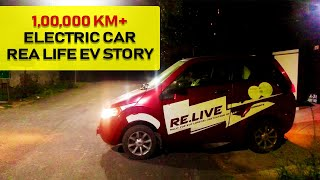 Real Life EV Story : 100000 km in an Electric Car