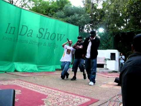 "M-Do ""In Da Show"" feat Lmouss & Bzingo"