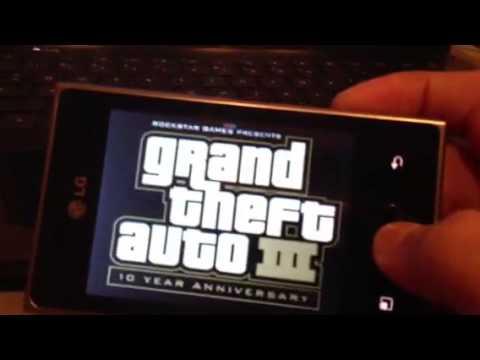 GTA 3 para LG L3 sin lag