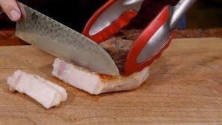 Wasserstein Sous Vide Precision Cooker Review / Juicy Pork Chop