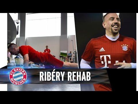 Franck Ribéry arbeitet am Comeback